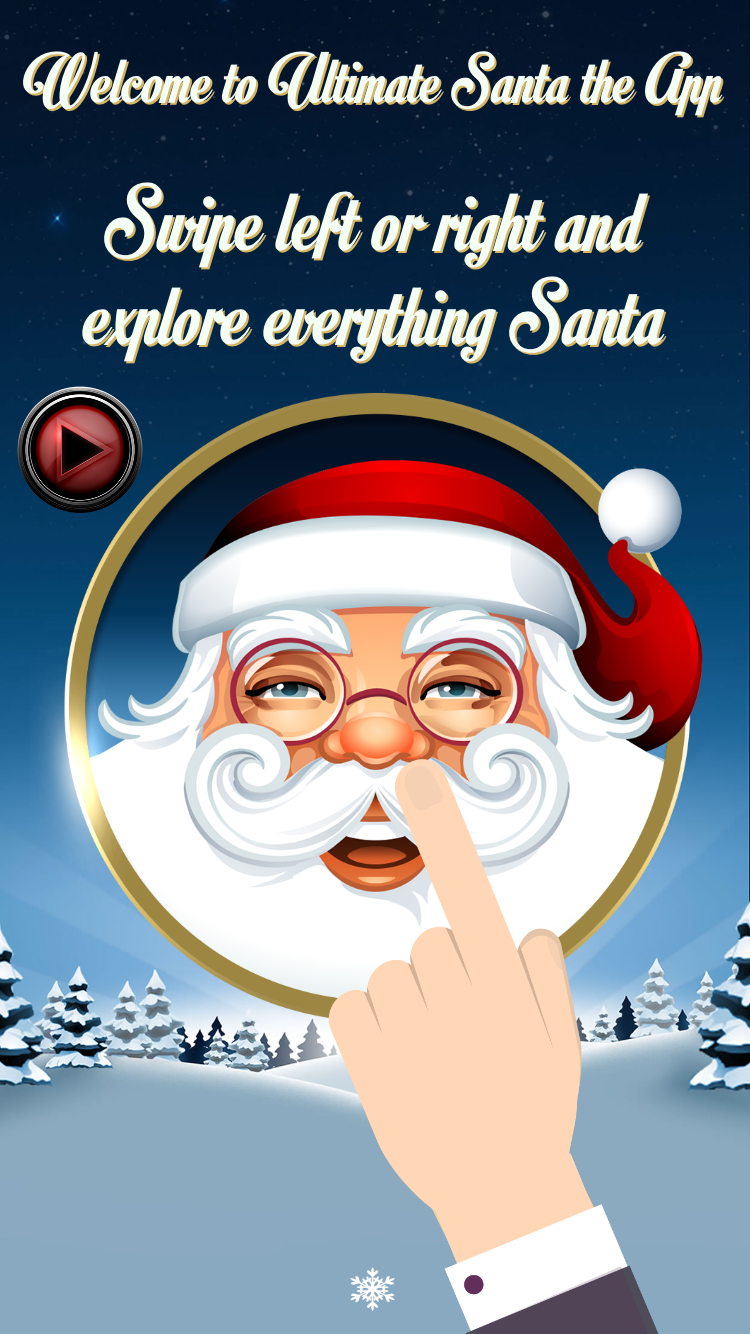 Santa Radio  - Free Christmas Apps - The Best Father Christmas Apps