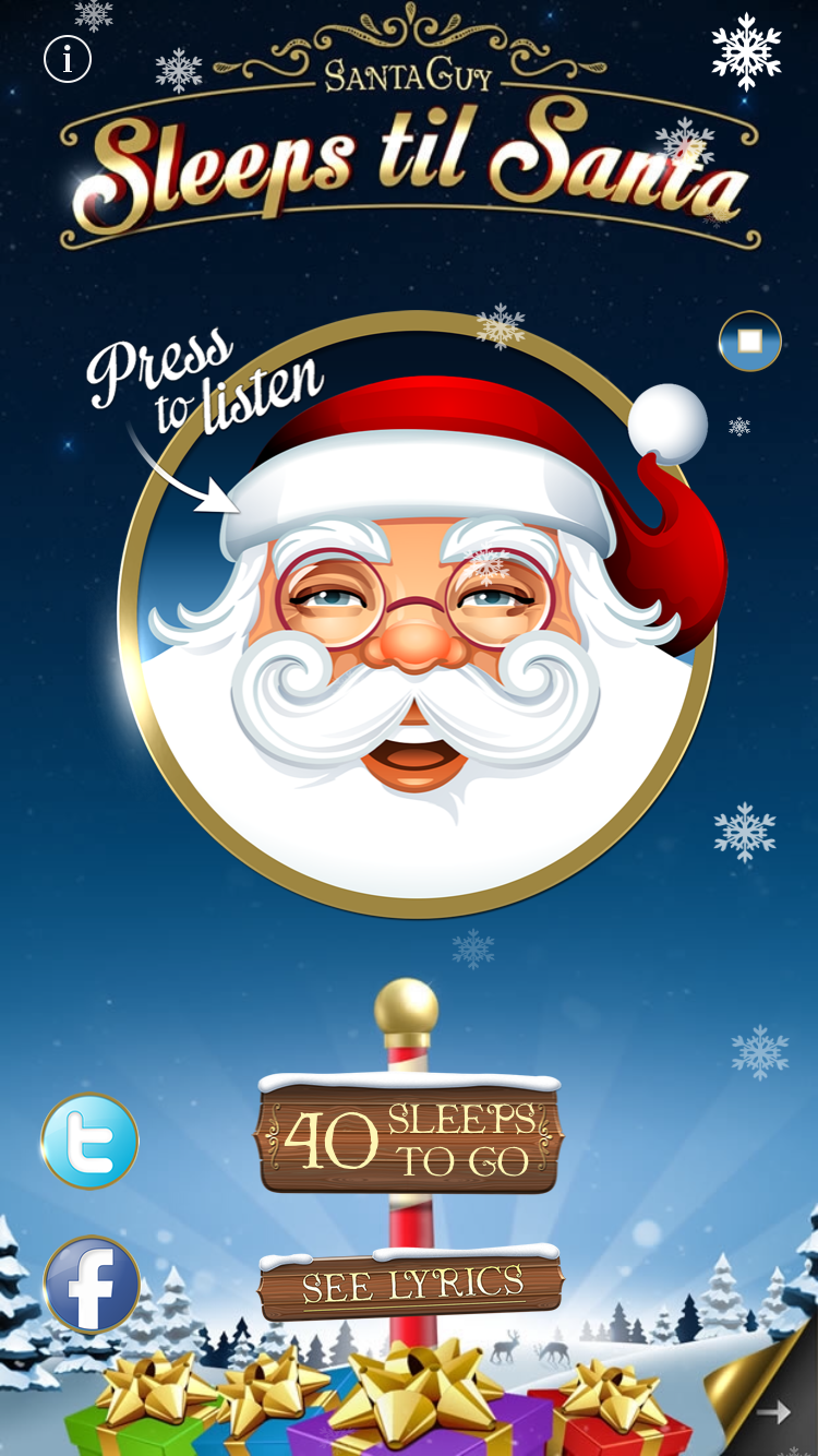 Free Christmas Apps - Best Father Christmas downloads