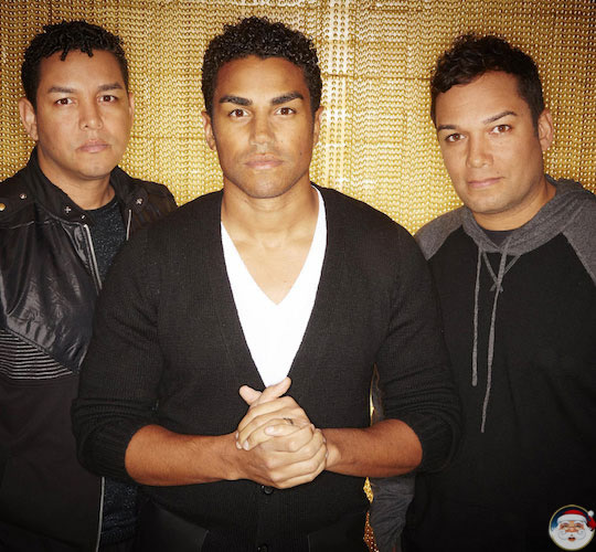 3T - I Need You (Christmas Mix) - Christmas Radio