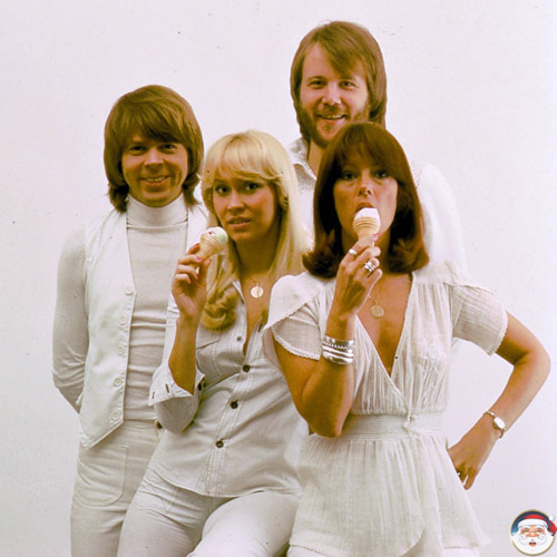 ABBA - Happy New Year - Christmas Radio