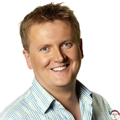 Aled Jones - Walking In The Air - Christmas Radio