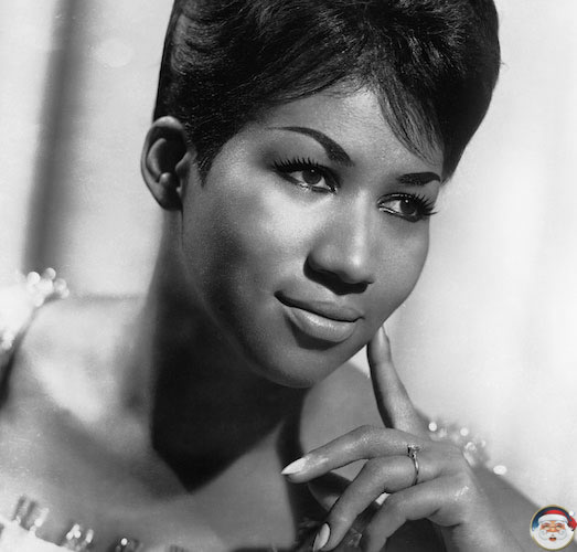 Aretha Franklin - Joy To The World - Christmas Radio