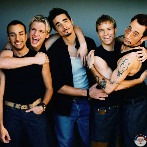 Backstreet Boys - Christmas Time - Christmas Radio