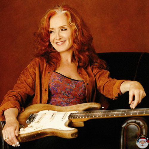 Bonnie Raitt & Charles Brown - Merry Christmas Baby - Christmas Radio