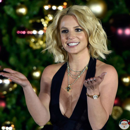 Britney Spears - My Only Wish (This Year) - Christmas Radio