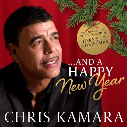 Chris Kamara - I Wish It Could Be Christmas Everyday - Christmas Radio