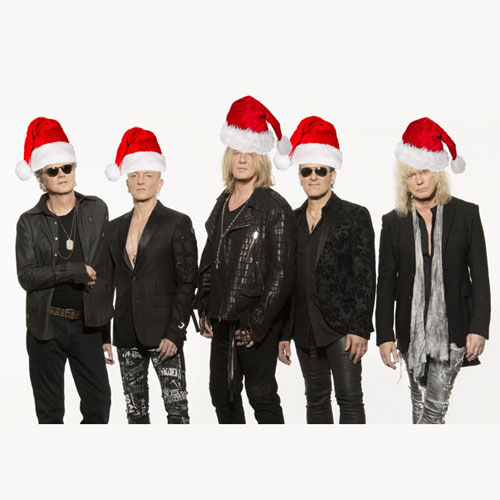 Def Leppard - We All Need Christmas - Christmas Radio