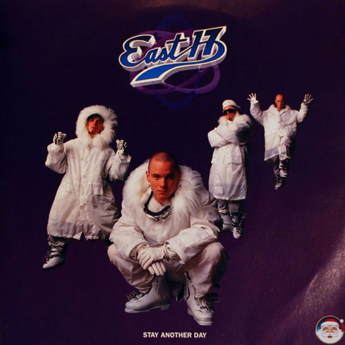 East 17 - Stay Another Day - Christmas Radio