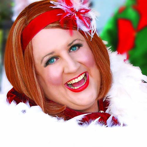 Geraldine McQueen - Once Upon a Christmas Song - Christmas Radio