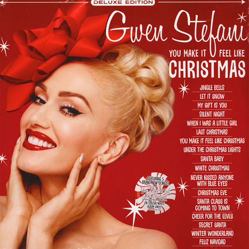 Gwen Stefani - Secret Santa - Christmas Radio