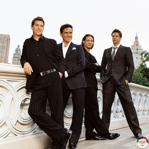Il Divo - The Power Of Love (La Fuerza Mayor) - Christmas Radio