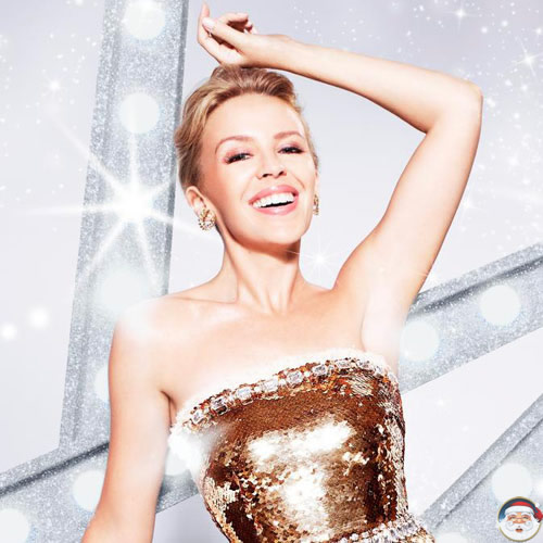 Kylie Minogue - Have Yourself A Merry Little Christmas - Christmas Radio