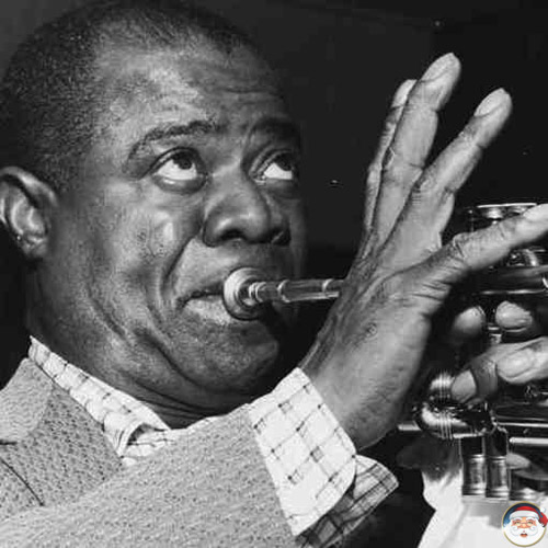 Louis Armstrong - Christmas In New Orleans - Christmas Radio