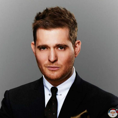 Michael Buble - White Christmas - Christmas Radio