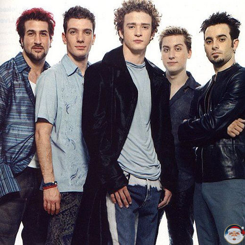 N Sync - I Dont Wanna Spend One More Xmas Without u - Christmas Radio