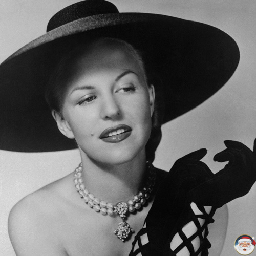Peggy Lee - Snow, Snow, Snow - Christmas Radio