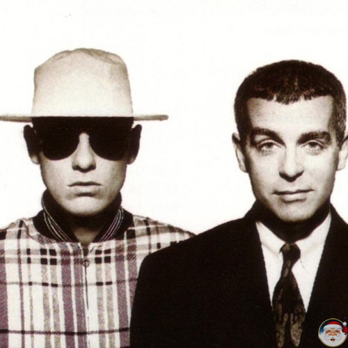 Pet Shop Boys - It Doesn't Often Snow At Christmas - Christmas Radio