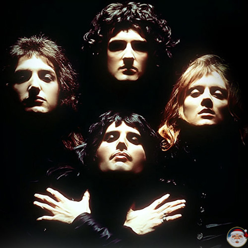 Queen - Thank God It's Christmas - Christmas Radio