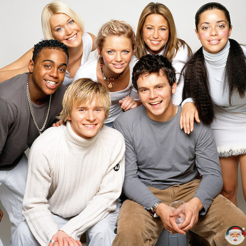 S Club 7 - Perfect Christmas - Christmas Radio