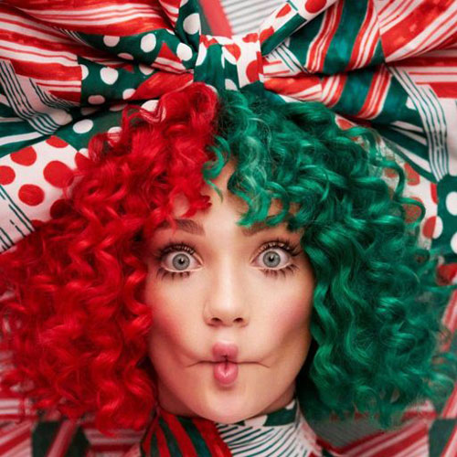 Sia - Santa's Coming For Us - Christmas Radio