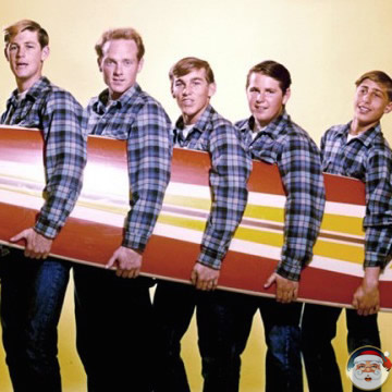 The Beach Boys - Bells Of Christmas - Christmas Radio