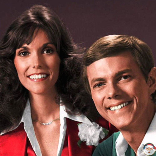 The Carpenters - Christmas Song - Christmas Radio
