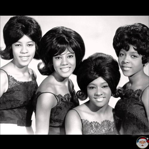 The Crystals - Rudolph The Red-Nosed Reindeer - Christmas Radio