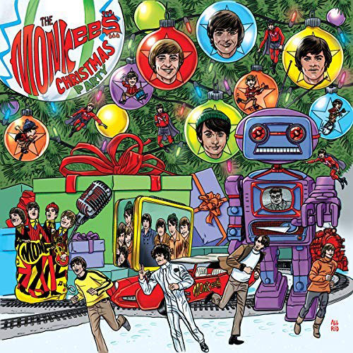 The Monkees - What Would Santa Do - Christmas Radio