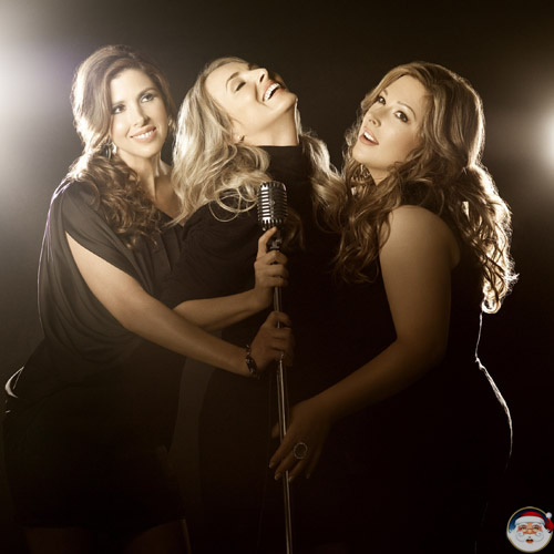 Wilson Phillips - Silent Night - Christmas Radio