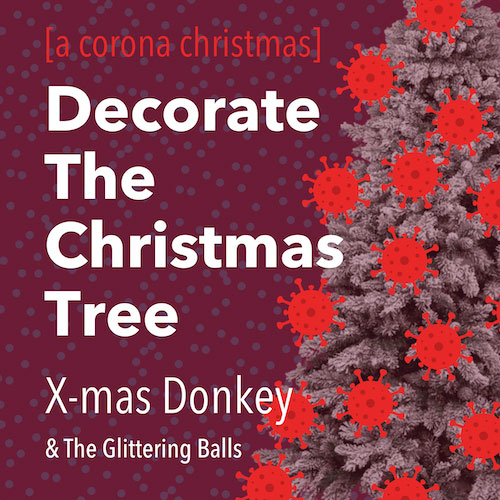 X-mas Donkey & The Glittering Balls - Decorate the Christmas Tree - Christmas Radio