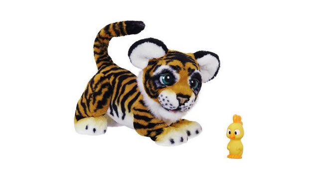 FurReal Roarin' Tyler The Playful Tiger (age 4+)  £99.99 (save £34.00) available at Argos