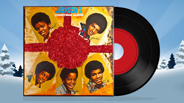 I saw Mommy Kissing Santa Claus, The Jackson 5