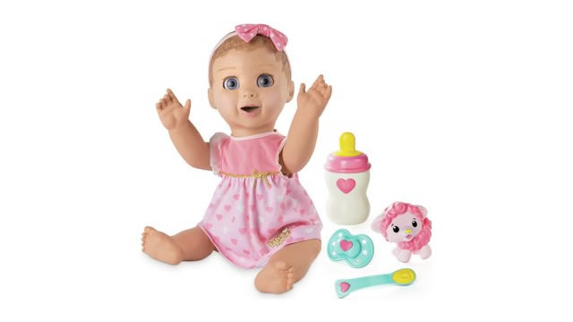 Luvabella Doll (age 3+) £99.99 Available at Smyths Toys