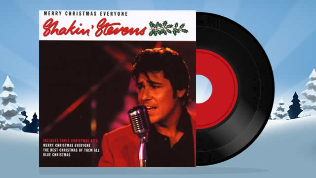 Merry Christmas Everyone, Shakin' Stevens