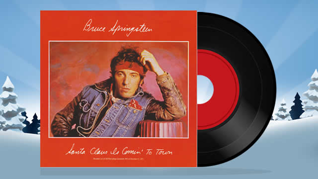 Santa Claus Is Coming To Town, Bruce Springsteen