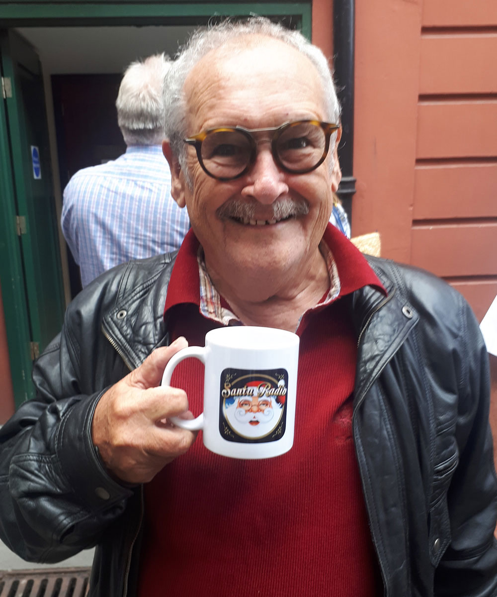 Bobby Ball - Entertainer & Actor - Santa Radio Mugshot