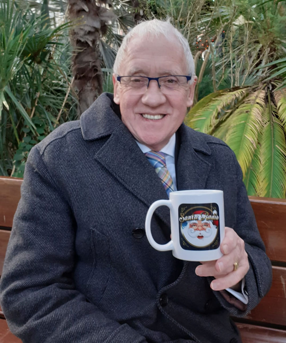 Harry Gration - Journalist - Santa Radio Mugshot