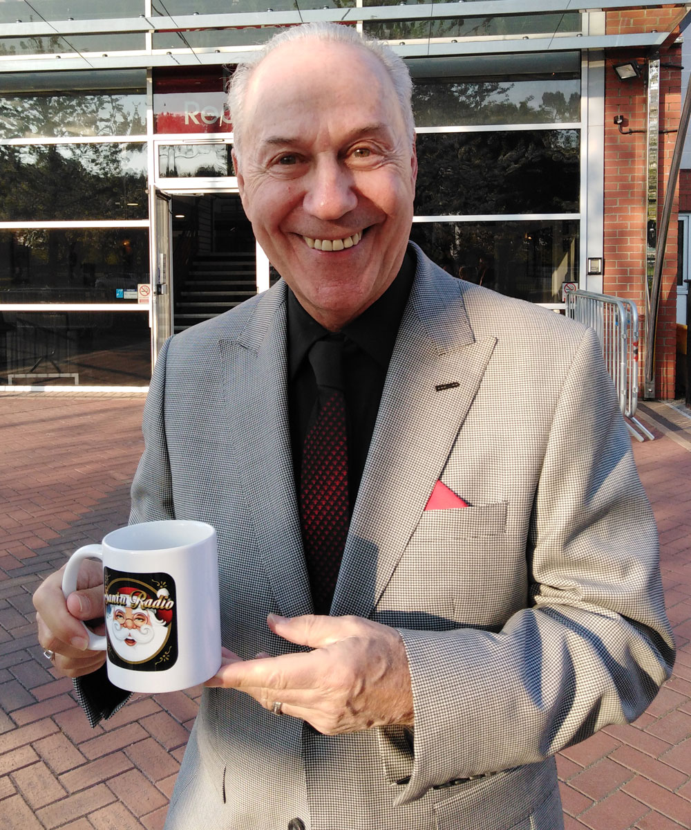 Jeff Mostyn - Businessperson - Santa Radio Mugshot