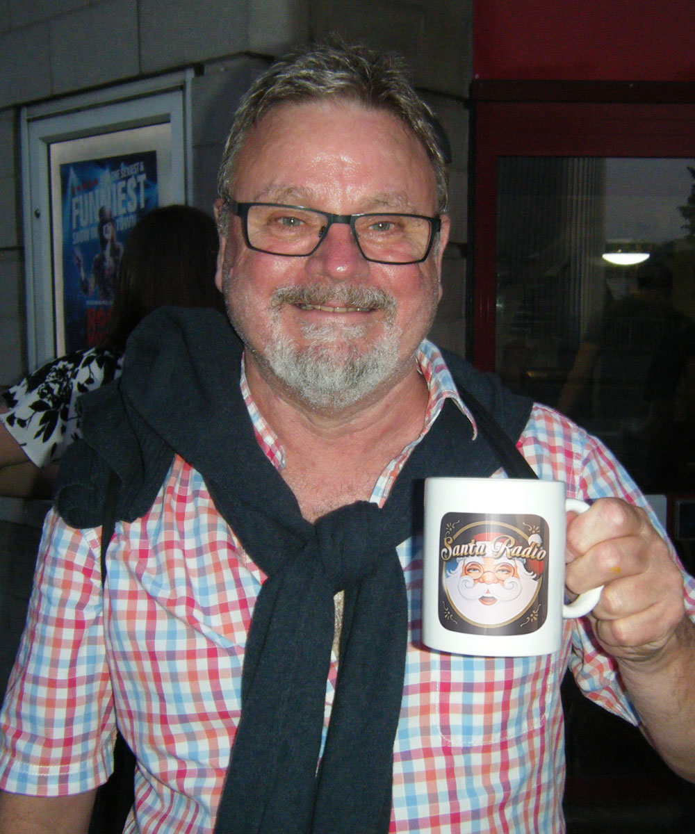 Norman Pace - Actor - Santa Radio Mugshot